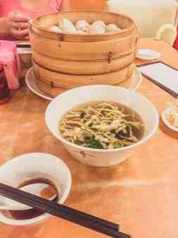 soup dumplings golden chicken taipei