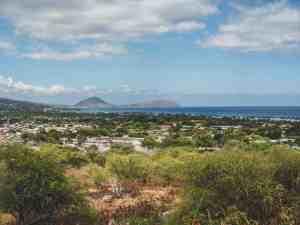 mountains on oahu hawaii