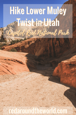 Hike Lower Muley Twist in Utah (2)