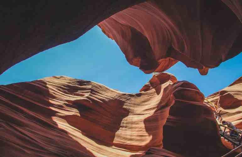 lower antelope canyon page Arizona