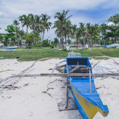bantayan sugar beach cebu philippines
