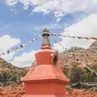 Amitabha Stupa: A Peace Park in Sedona
