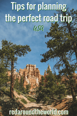 Are you planning a road trip in the USA? This guide will help you plan the perfect road trip. It's got everything you need to consider in the planning stages, like who's going, how to budget for a road trip, what you want to do, and where you want to go. #roadtrip #usa #usaroadtrip #travel #summerroadtrip #usatravel