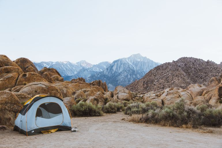 Perfect Packing List For Camping In The National Parks On A Road Trip