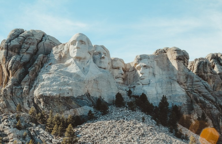 mount rushmore black hills road trip south dakota