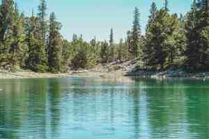 Great Basin National Park teresa lake