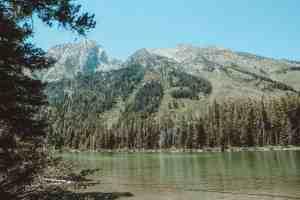 String lake Grand teton National Park