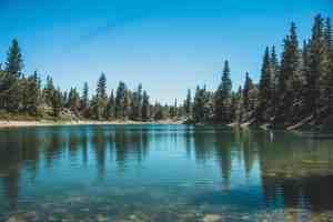 Teresa lake great basin national park