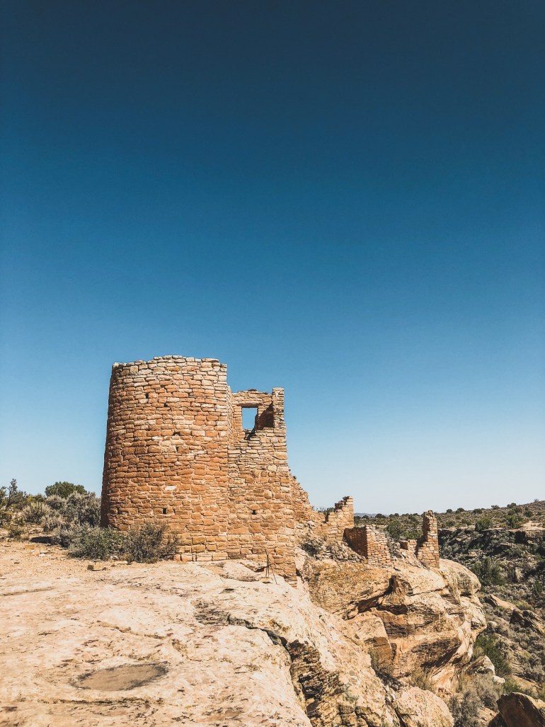Hovenweep national monument utah