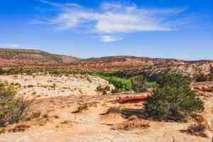 Butler Wash Ruins Utah