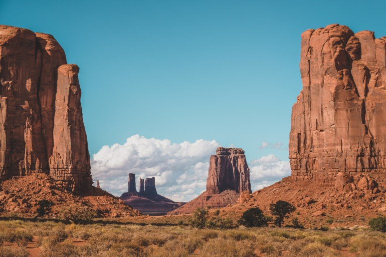 Monument valley without a guide