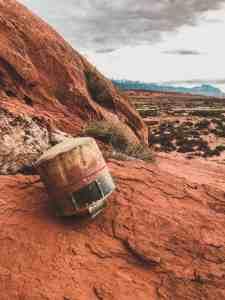 Geocaching in Utah