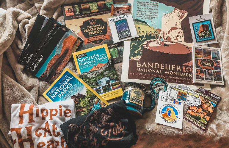 national park gift guide