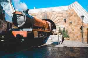 Hogwarts express wizarding world of harry potter universal orlando harry potter