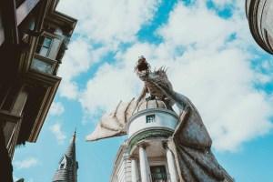 Gringotts bank wizarding world of harry potter universal orlando harry potter
