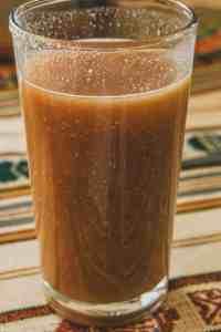 chicha corn drink ecuador