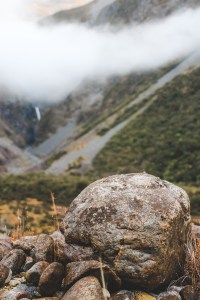Tasman Valley new Zealand