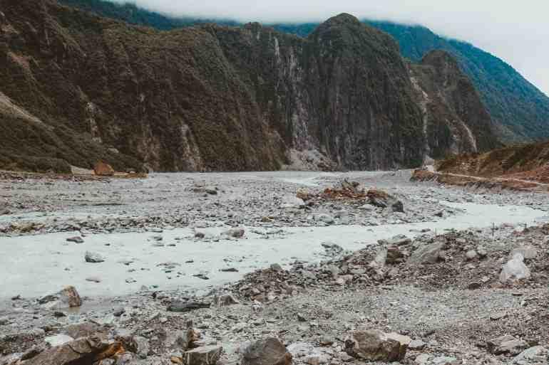 fox glacier new zealand