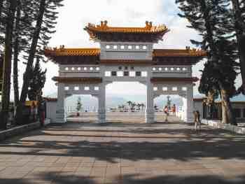 Xuanzang Temple Sun moon Lake Taiwan