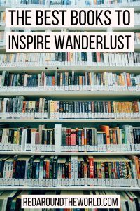 These are some of the best travel books to read. These travel book will spark you wanderlust and are great travel inspiration. They'll make you want to travel to Antarctica, India, Italy, and much more. These are some of the best travel books.