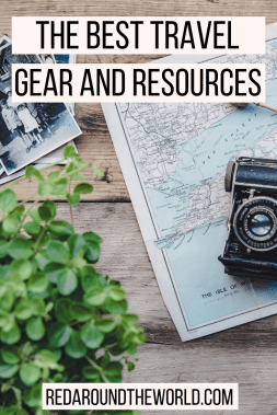 These are some of the best travel planning resources, apps to stay entertained when you travel, blogging resources, car camping gear, travel and hiking clothes, and must have travel gear. You will also find one of the best cameras for travel photography. It's your all in one guide to travel gear. They would make great gifts for travelers.