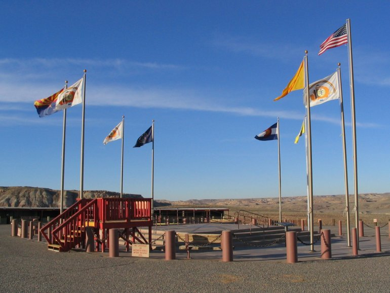 Blast From The Past: Trail Of The Ancients Scenic Drive In Utah And Colorado