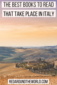 If you're looking for the best books about Italy, look no further. These are the best books set in Italy that will have you planning your next trip in no time. Read these Italy Travel books to feel like you're actually there.