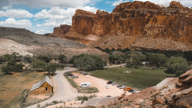 The Best Things To Do In Capitol Reef National Park If You Don't Hike