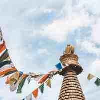 Amitabha Stupa: Sedona, Arizona's Peace Park