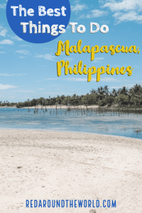 Malapascua is a tiny island north of Cebu in the Philippines. It's a destination popular for diving, but there is plenty to do on Malapascua for non-divers. Malapascua   Malapascua things to do   Malapascua island   malapascua island Philippines   malapascua island Cebu   malapascua Philippines   Philippines travel   Philippines things to do