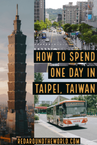 There is so much to see in Taipei, Taiwan. These are seven of the best ways to spend one day in Taipei. Taipei travel | Taipei vacation | Taiwan vacation | Taiwan travel | Taipei coffee shops | Taipei food | Taipei things to do | Taipei 101 | Taiwanese food | Taiwan night markets | Taiwan food | Taipei Taiwan things to do