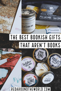 These are some of the best bookish gift ideas for the bookworm in your life. Browse these literary gifts for bookish gift ideas. Book gifts | book gift ideas | bookish things | bookish gifts | bookish gift ideas | literary gifts | literary things | literary gift ideas | reading gifts | book gift guide | book inspired things | book inspired gifts | bookish candles | gifts for bookworms | gift ideas for readers | gifts for readers | presents for bookworms | presents for readers