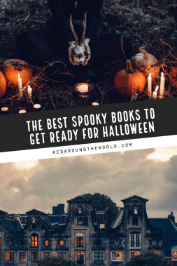 These are the best books to read to get ready for Halloween. It's a list of spooky books, YA and fiction. These are great spooky books to read in October. Spooky books | spooky books to read | halloween books | scary books | scary books to read | scary books to read creepy | creepy books | creepy books to read | scary books to read 2019 | horror books | horror books to read | horror books scariest
