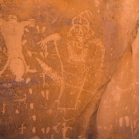 Moonflower Petroglyphs + Birthing Rock Petroglyphs: Must-See Rock Art In Moab, Utah