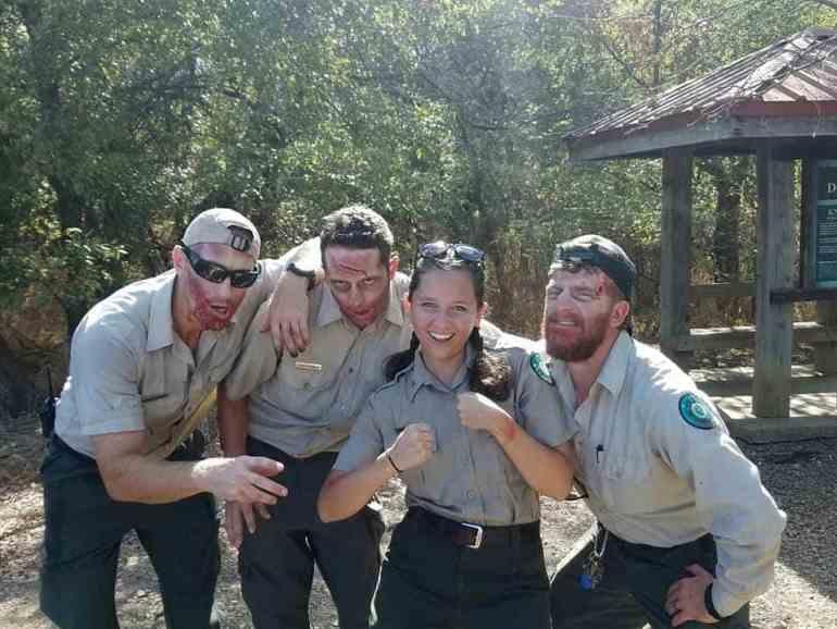 Ranger Talk: Dani