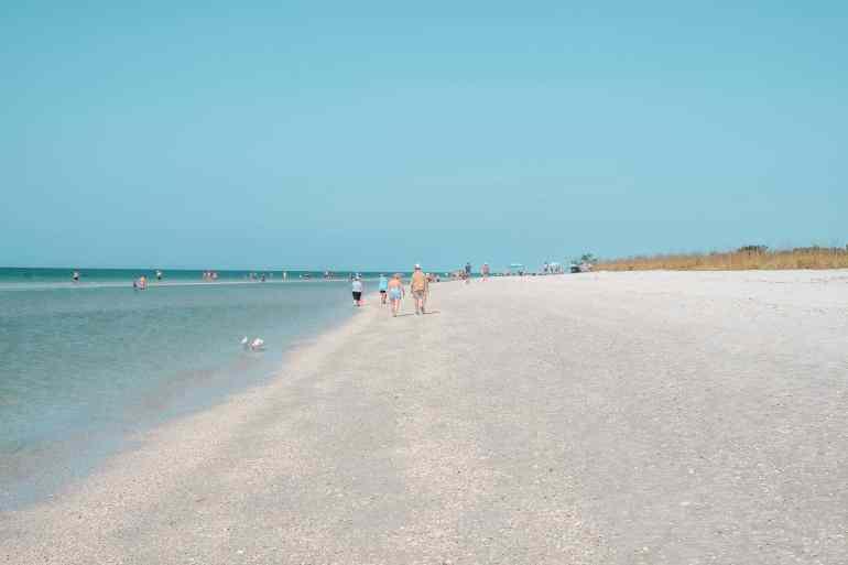 tigertail beach marco island florida