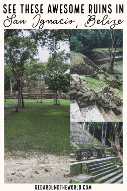 Spend the morning exploring the Cahal Pech Ruins, just a short walk from San Ignacio. It's got smaller crowds than surrounding ruins. Belize travel | belize vacation | belize things to do | belize photography | san ignacio belize | san ignacio belize things to do | belize hiking | san ignacio things to do