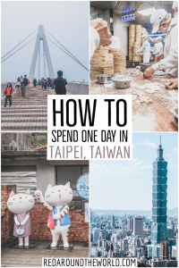 There is so much to see in Taipei, Taiwan. These are seven of the best ways to spend one day in Taipei. Taipei travel   Taipei vacation   Taiwan vacation   Taiwan travel   Taipei coffee shops   Taipei food   Taipei things to do   Taipei 101   Taiwanese food   Taiwan night markets   Taiwan food   Taipei Taiwan things to do