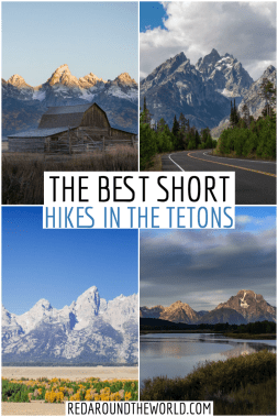 Hiking in Grand Teton National Park is some of the best in the west. These are 20 of the best hikes in Grand Teton National Park with tips for hiking. jackson hole hiking | jackson hole hikes | grand teton national park | grand teton national park things to do | grand teton national park day hikes | grand tetons hikes | grand teton hiking | grand teton hiking trails
