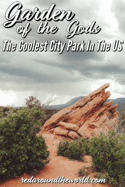 Garden of the Gods in Colorado Springs is the perfect day trip from Denver. It's a great place for hiking in the Denver area for people of all ages. Garden of the Gods | Garden of the Gods Colorado | Garden of the gods colorado photography | garden of the gods hiking | Garden of the gods hikes | Garden of the gods hiking trails | Colorado springs hiking | Colorado springs garden of the gods