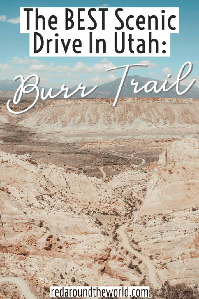 Burr Trail is the best scenic drive in southern Utah. It connects Bullfrog Marina & Boulder Utah with some of the best views in the area. Burr Trail is a must. Utah scenic drives | drives in Utah | best views in Utah | Utah things to do | utah travel | utah vacation | utah road trip | boulder utah | lake Powell utah | southern utah | things to do in utah | utah scenic drives | burr trail utah | burr trail road | burr trail drive utah