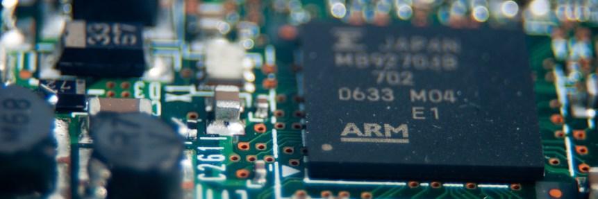 ARM-processor