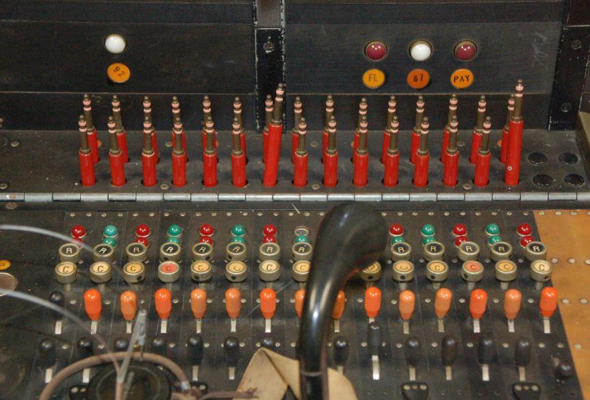 Doc Porter Museum of Telephone History, Houston Texas, USA (Texas.713/flickr.com)