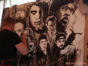 Indie Street Film Festival Art Show 15