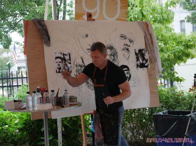 Indie Street Film Festival Art Show 17