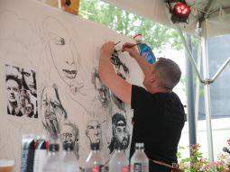 Indie Street Film Festival Art Show 20