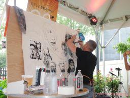 Indie Street Film Festival Art Show 21