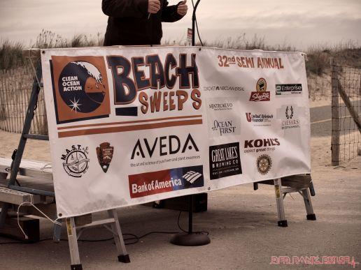 Clean Ocean Action Beach Sweeps 27 of 64
