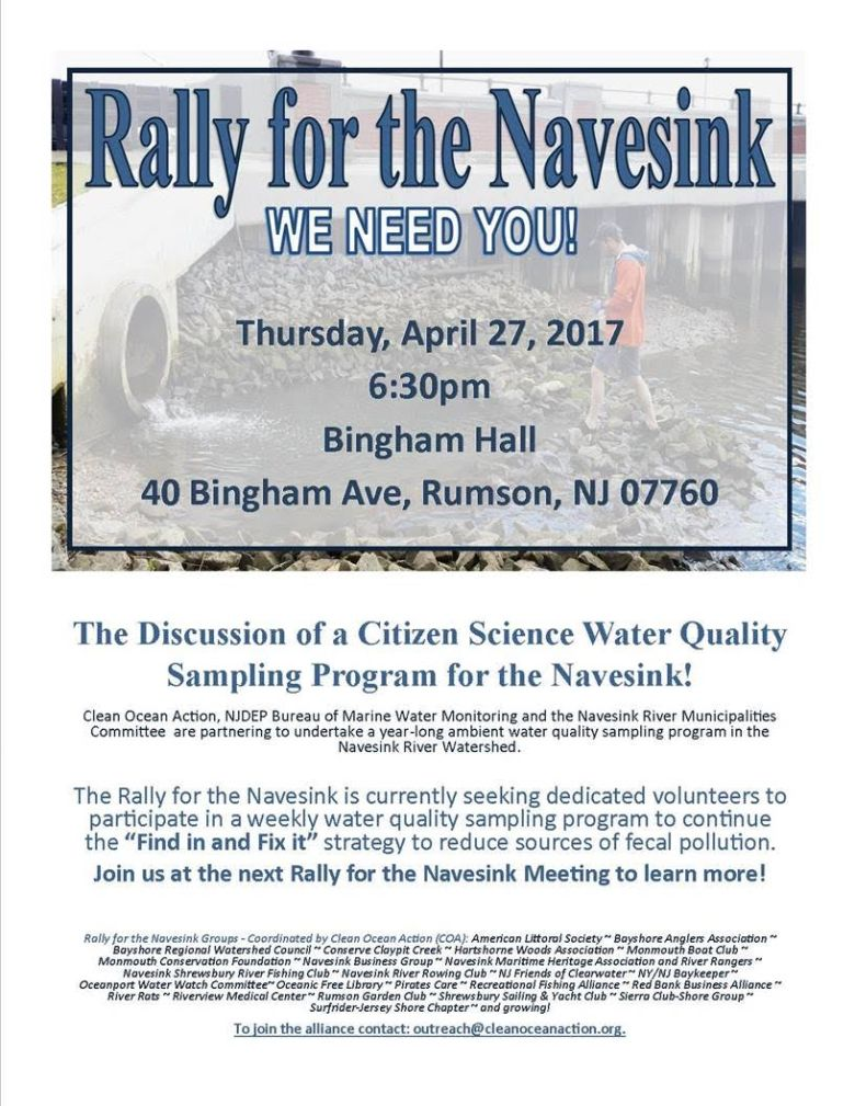 Rally for the Navesink