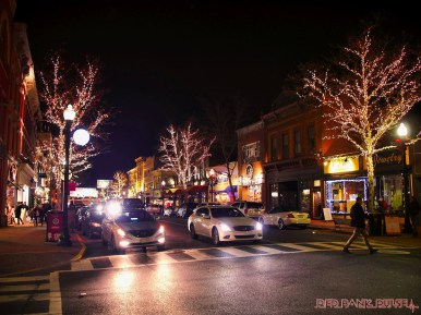 Red Bank Holiday Lights 5 of 9